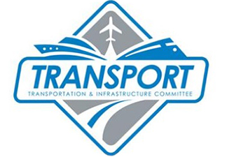 Transportation and Infrastructure logo