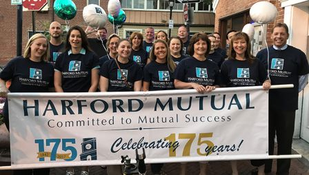 Harford Mutual employees on WJZ's